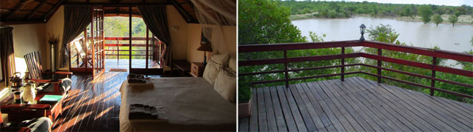 Resort Feature: Modumela Lodge